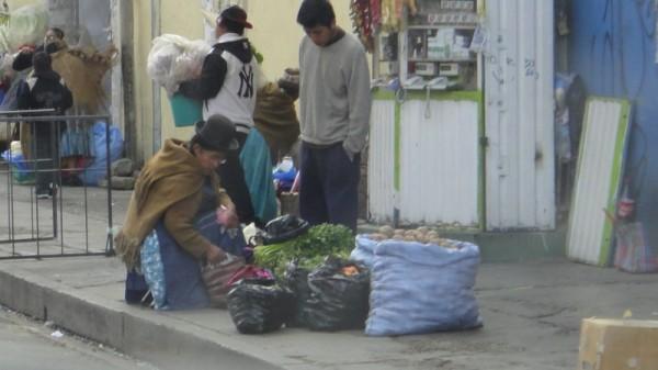 chapeau bolivien