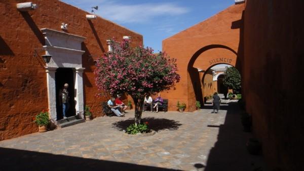 monastère Santa Catalina à Arequipa