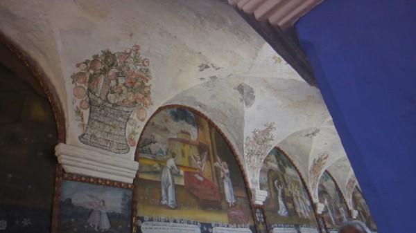 monastère suite