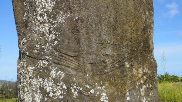 Moai à 4 mains