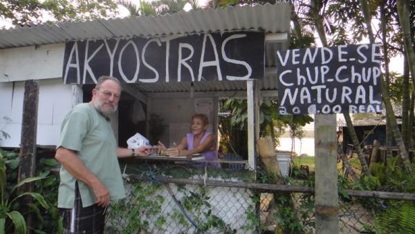Marchande d'huîtres