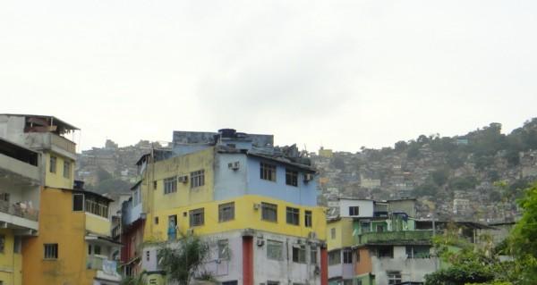 Premières favellas à Rio
