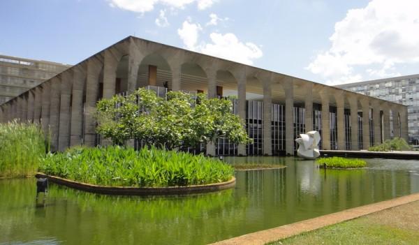 Le siège du Ministère des affaires étrangères