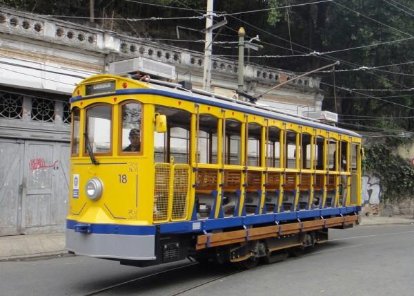 21- le tram de Sta Teresa