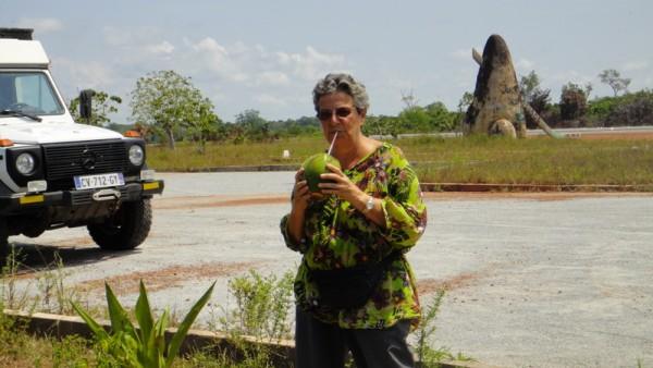 Noix de coco, hémisphère sud, la dernière
