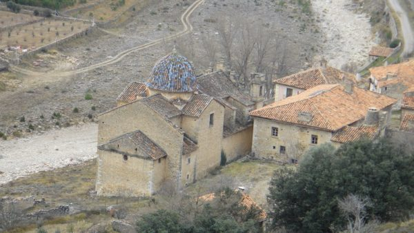 Vieille église byzantine