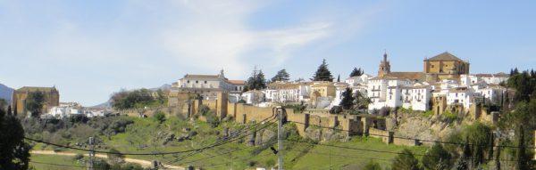 La ville de Ronda
