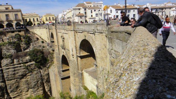 Le pont romain de Ronda