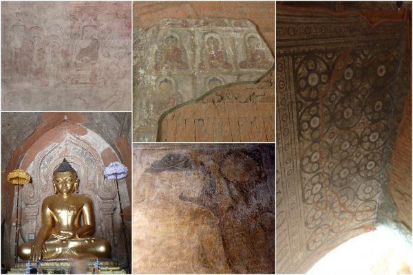 Peintures datant du XIème siècle