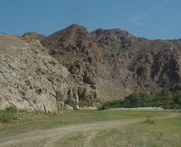 10 canyon de Puros