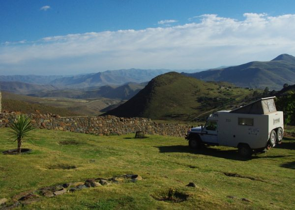 12-petit matin au Lesotho