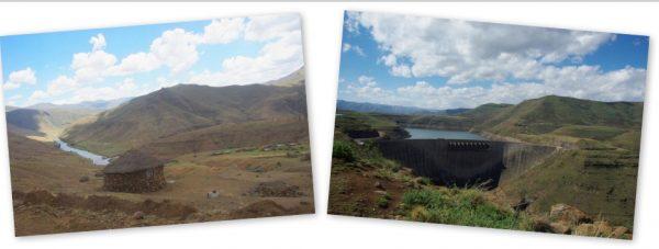 barrage lesotho