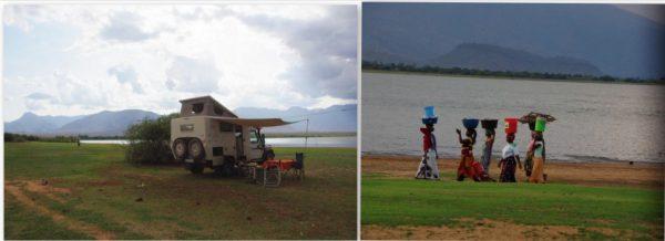 montage lac Salimane