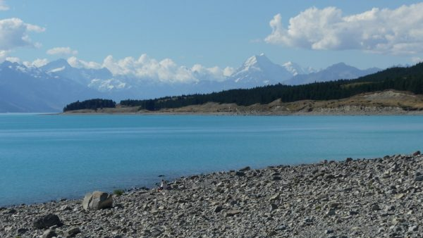 12-Mont Cook et lac Pukaki