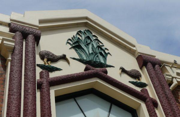 19-kiwi, symbole du pays