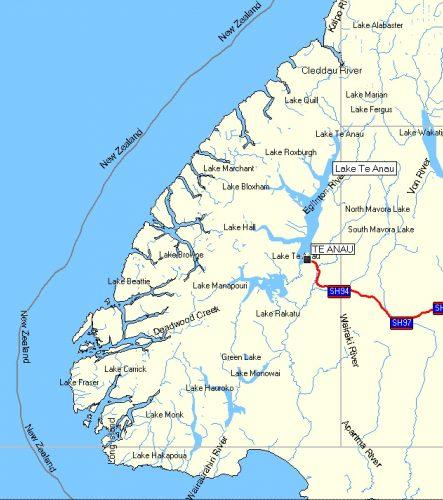 le Fjordland