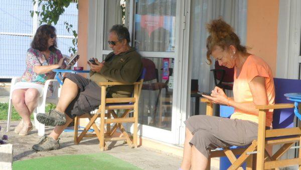 13 la wifi marche à Corinthe