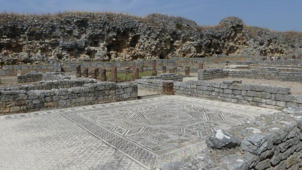 06 ruines romaines de Conimbraga