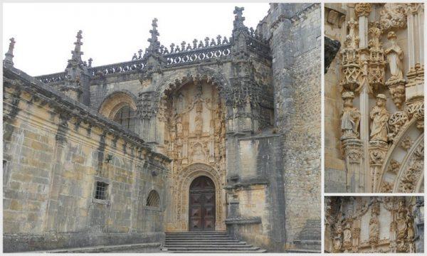 12 façade et sculptures