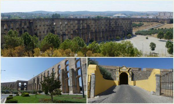 14 - Elvas et son aqueduc