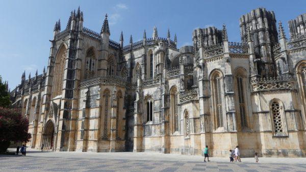 16 Monastère de Batalha
