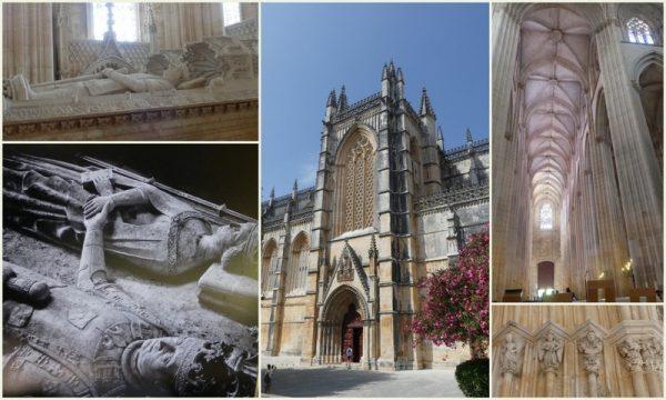 17 piliers de 32m de haut et tombe du roi et de la reine